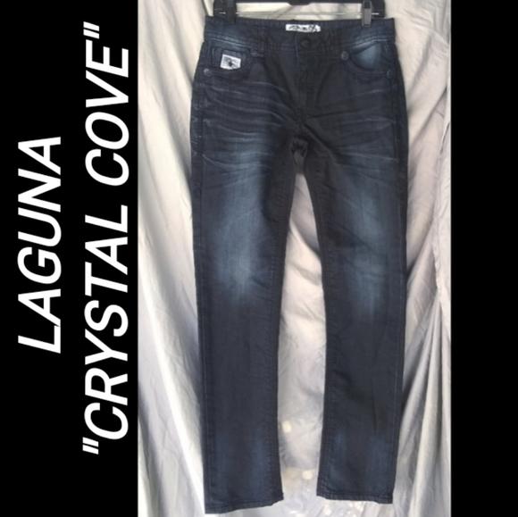 Laguna B Denim - *5 for $30* LAGUNA CRYSTAL COVE JEANS